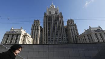 Oroszország kiutasított két kolumbiai diplomatát