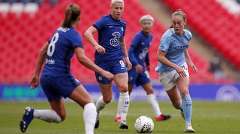 Rekordszámú fertőzött az angol női labdarúgó-bajnokságban