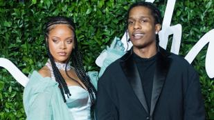 Rihanna szerelme unicumos felsőben menőzik, a Zwacknál nagyon örülnek