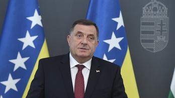 Pozitív lett Milorad Dodik boszniai szerb vezető koronavírustesztje