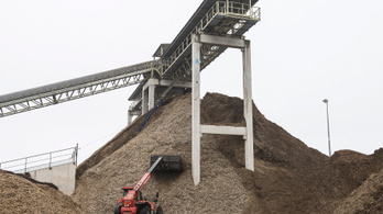 Egyre több biomasszát használnak fel a távhőtermelők