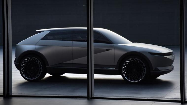 Hyundai 45 Concept