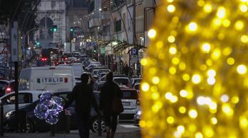 Éjféltől kijárási tilalom Olaszországban