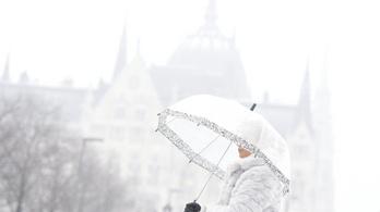 Nem lesz fehér karácsony, hidegfronttal és esővel jön a Jézuska