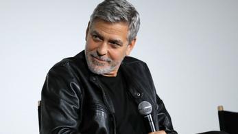 George Clooney újra odaszólt Orbán Viktornak