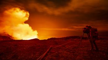 Látványos vulkánkitörések 2020 decemberében