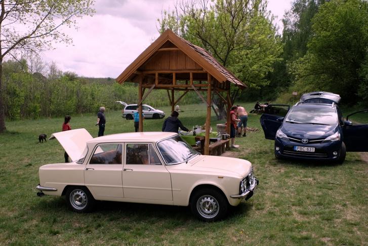 Egy másik pikniken a Covid alatt
