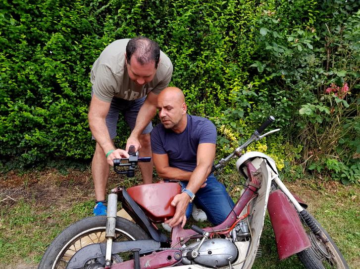 Roland és Kozma Zsolti szakértenek...