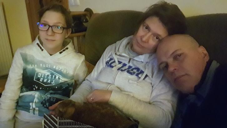 Idei nagy családi veszteségünk  - Döme nyuszink kis híján 11 év után elpusztult