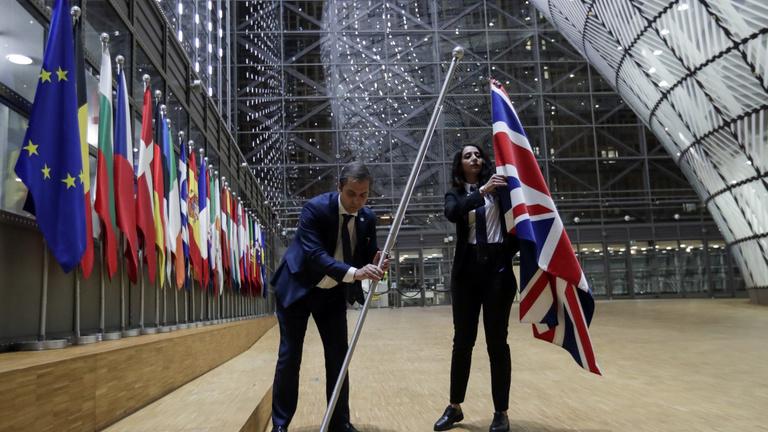 Megszületett a Brexit-megállapodás