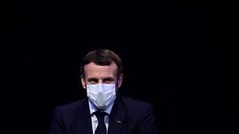 Kiengedték a koronavírus miatti karanténból Emmanuel Macront