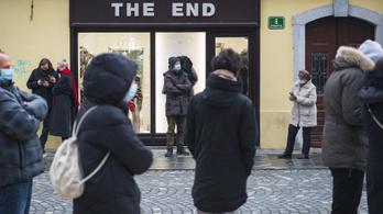 Két napra feloldották a lakhelyelhagyás tilalmat Szlovéniában