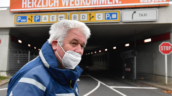 Már Németországban is megjelent a koronavírus gyorsabban terjedő brit változata