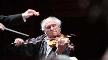 Meghalt Ivry Gitlis hegedűművész