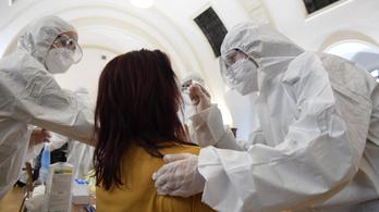 Koronavírus Magyarországon: bő egy hónapja nem volt ilyen alacsony a napi halálozás