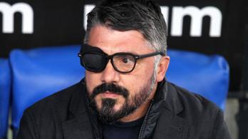 Rettenetes gyógyíthatatlan betegség emészti Gennaro Gattusót, a Napoli edzőjét