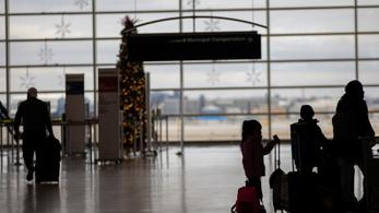 Hétfőtől csak negatív teszttel lehet az Egyesült Királyságból az Egyesült Államokba repülni