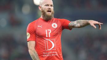 Saját térfeléről lőtt gólt az izlandi válogatott csapatkapitánya – videó