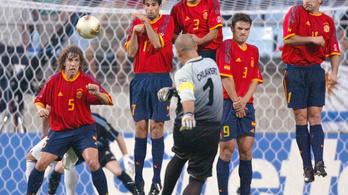 Elindul az elnökválasztáson a góljai miatt legendássá vált paraguayi kapus