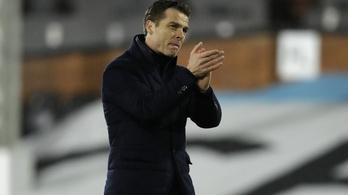 Otthonából irányítja csapatát szombaton a Fulham edzője