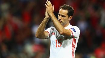 Közmunkára ítélték az orosz labdarúgó-válogatott korábbi csapatkapitányát