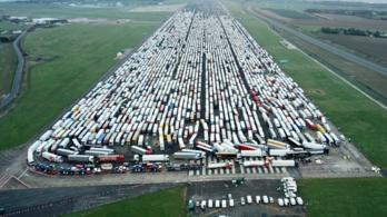 47 százalékkal emelkedett az Egyesült Királyságba történő szállítás díja