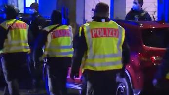 Lövöldözés Berlinben