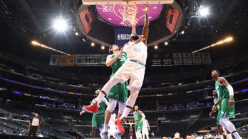 A Lakers simán győzött, LeBron Jamest már csak Kobe Bryant előzi meg