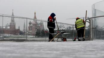 Hiányoznak a vendégmunkások az orosz építőiparból