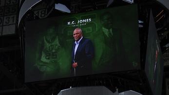 Elhunyt a Boston Celtics legendája