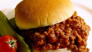 Emlékszel a Sloppy Joe burgerre? Lencséből is elkészítheted!