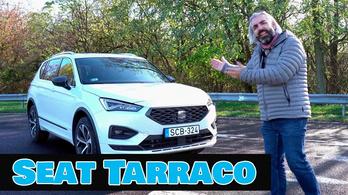 Videó: Seat Tarraco FR TDI DSG 4Drive 2020
