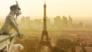 Volt, aki annyira gyűlölte az Eiffel-tornyot, hogy Szicíliáig menekült előle
