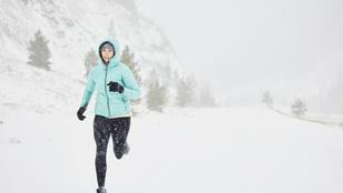 Ha télen is futsz, ezeket a tanácsokat vedd figyelembe!