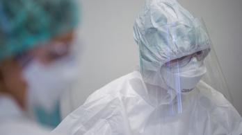 Koronavírus: száz alá csökkent a halottak száma