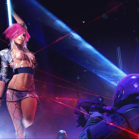 Bár most már be is perelték a CD Projektet, a játék iránt rajongók továbbra is teljes mellszélességgel állnak ki a Cyberpunk 2077 mellett. (Forrás: CD Projekt Red)