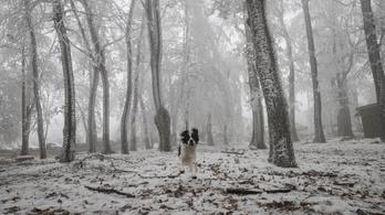 Talán lesz egy kis hó szilveszterkor, de jobb, ha erre nem vesz mérget