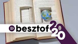 Az év világirodalmi sztorijai, amiket a legjobban szerettetek