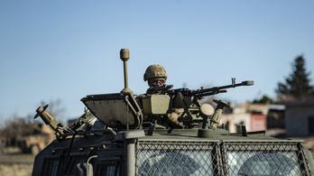 Törökország újabb katonai akciót hajtott végre a kurd milicisták ellen