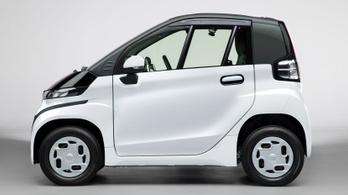Itt egy Toyota-villanyautó, de nem az, amit vártál