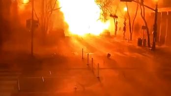 Videófelvétel került elő a nashville-i robbantásról
