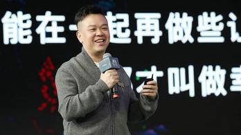 Kína játékipara egyik ifjú titánját búcsúztatja