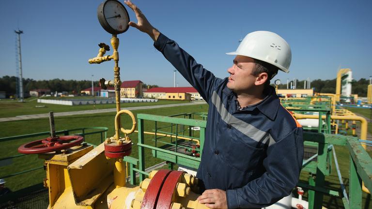 Januárban újból nő a gáz ára Ukrajnában