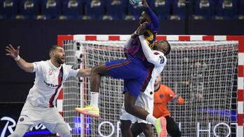 Lerohanta a PSG-t, bejutott a kézi BL-döntőbe a Barcelona