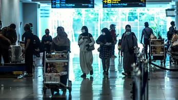 Külföldiek nem utazhatnak Indonéziába 2021-től, de a miniszterekkel kivételt tesznek
