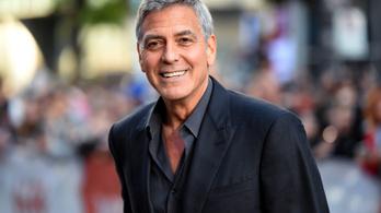 Clooney Trumpnak is beszólt