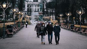 A fertőzőbb vírusmutációk már Finnországban is megjelentek