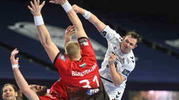 Idegőrlő dráma után hosszabbításban kikapott a Veszprém a BL-elődöntőben