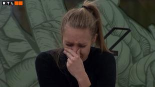 VV Virág seggrázós táncától VV Dani teljesen kiakadt, Virág meg sírva fakadt