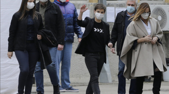 Szerbiában korábban zárják a vendéglátóhelyeket, hogy az emberek ne menjenek szilveszterezni